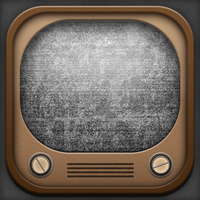 Old TV (App Icon Style) by FabooGuy