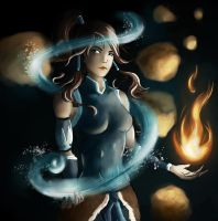 Four Elements by Feyrise
