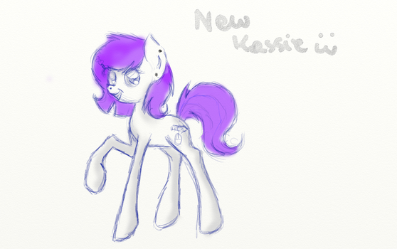 New Kassie. by Kluuusek