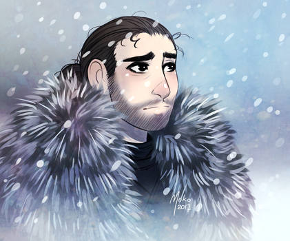 King in the North by Mokodoko