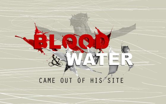 blood and water by iCrossArt