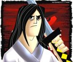 Samurai Jack with Logo by thweatted