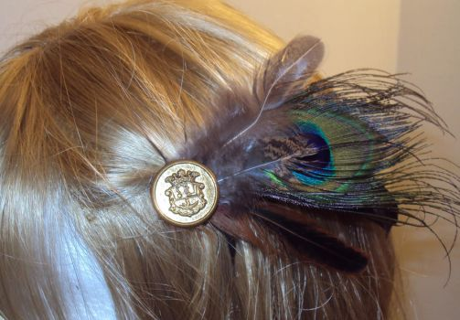 hair clip by whit-whit