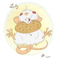 Stoofus Lil by bassanimation