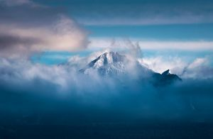 Between the clouds by jacekson