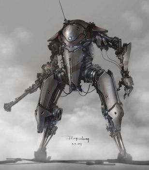 just another mech.. by ProgV