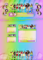 Layout para - Cupcake of lemon- by ValeVelez-222