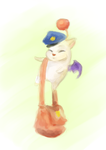 Post Moogle ARR Sketch by Jiubeck