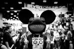 Deadmau5 Comic Con 2012 by xraystyle