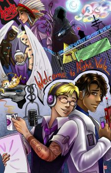 Welcome to Night Vale by TyrineCarver