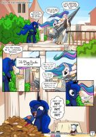 Day in the Lives of the Royal Sisters 03 by mysticalpha