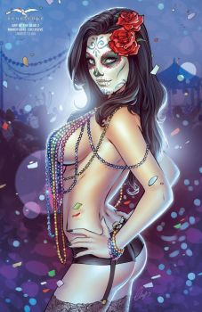 Day of the dead #2 by Elias-Chatzoudis