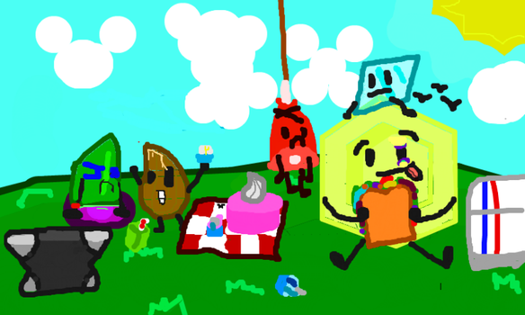 Custom Bfdi Character By Itsgoogleandwindows Deviantart – Dibujos