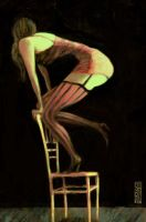 dancing chair by gabrio76