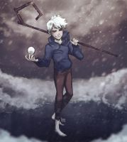 Rise of the Guardians: Jack Frost by Do0dlebugdebz