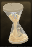 Running Out of Time by InuHoshi-to-DarkPen