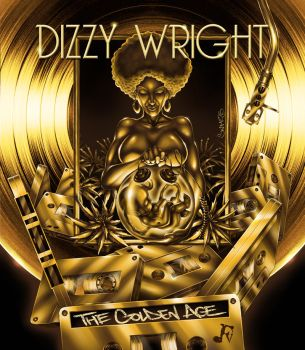Dizzy Wright - The Golden Age by SKAM2