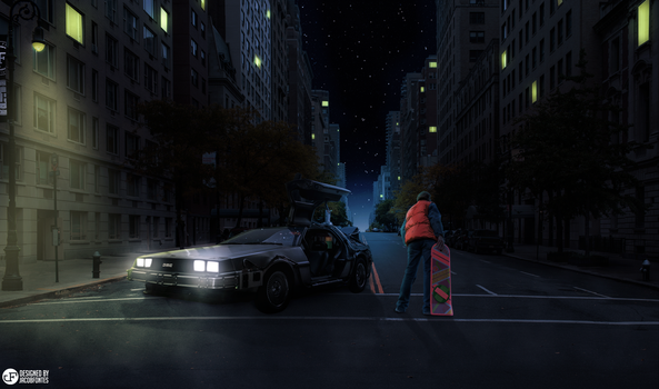 Back To The Future Favourites By Miss-HyperShadow On