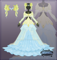 [Close]  Adoptable Outfit Auction 43 by LifStrange