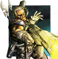 Cable colored by ReillyBrown