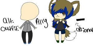 Ally Ref by o0Cotton-Candy0o