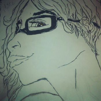 M - The Clueless Who WIP - Inking  Almost Done!! by AsylumBeauty