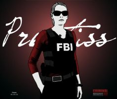 Emily Prentiss by pumphony