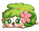 FREE Shaymin Snuggly (Page Doll) by Sarilain