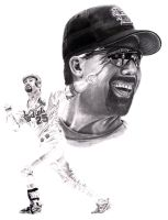 Mark McGwire by ScottyDal