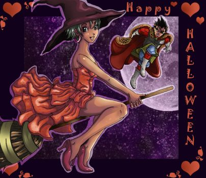 Happy Happy Halloween by CrossEpoch