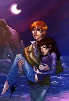 Deathly hallows_Close to me by mary-dreams
