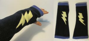 Shadowbolts Gloves (2013) by Like-a-Surr