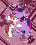 Together We Are Friends by MercyAntebellum