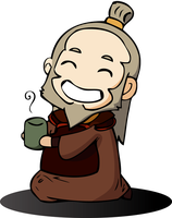 Uncle Iroh by Yume-fran