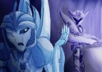 Take a Note Soundwave by doomiscool