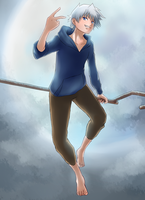 Jack Frost by squigi