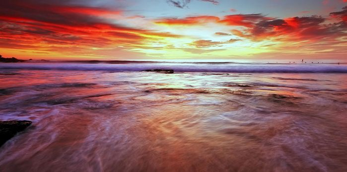 A Surfers' Moment by MarkLucey