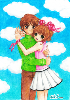The perfect couple by Sakura-Syaoran-Club