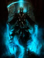 The Grim Reaper by TomEdwardsConcepts