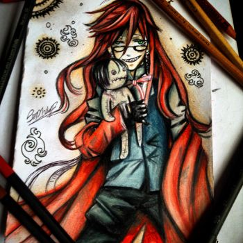 grell by Sophiethebrave