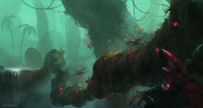 Game concept by DeerandFox