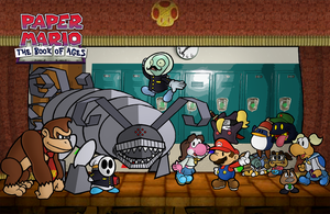 Paper Mario: BoA Chapter 4 by ChetRippo