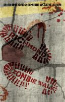 revised zombie walk poster by emilyboyer