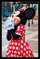 Minnie Mouse. by Prince-Photography
