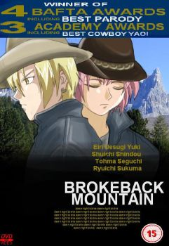 Brokeback Mountain-Gravitation by lemon-yaoi
