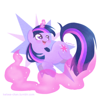 +MLP - Sparkle is Magic+ by Kelsea-Chan