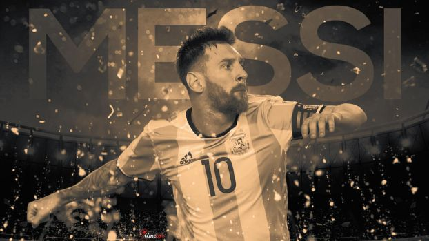 Messi by fahimed
