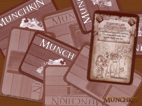 Munchkin Wall 05 by Darth-Longinus