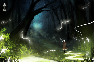Mushishi by h-yde