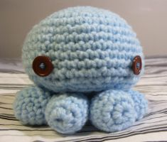 Amigurumi Octopus Pattern by TheSlushie
